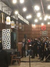 Restoran di Mal PVJ Kebakaran, Api Berhasil Dipadamkan Petugas