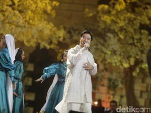 Vidi Aldiano Tutup Sunsilk Hijab Hunt 2019 dengan Lagu Definisi Bahagia
