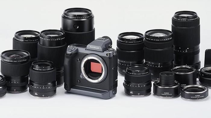 Fujifilm GFX 100. Foto: Dok. Fujifilm