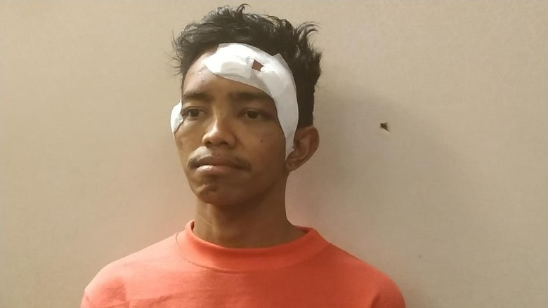 Begini Pengakuan Pria yang Dipukuli Brimob di Kampung Bali