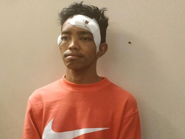Kaget Andri Bibir Pemasok Batu Rusuh 22 Mei Diciduk Polisi