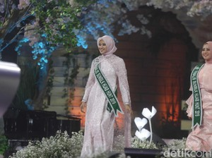 Foto: Kemeriahan Final Sunsilk Hijab Hunt 2019 yang Dihadiri Anies Baswedan