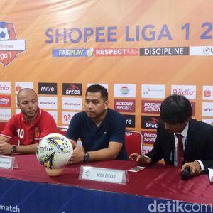 Buang-buang Peluang, Badak Lampung FC pun Dihajar PSM Makassar