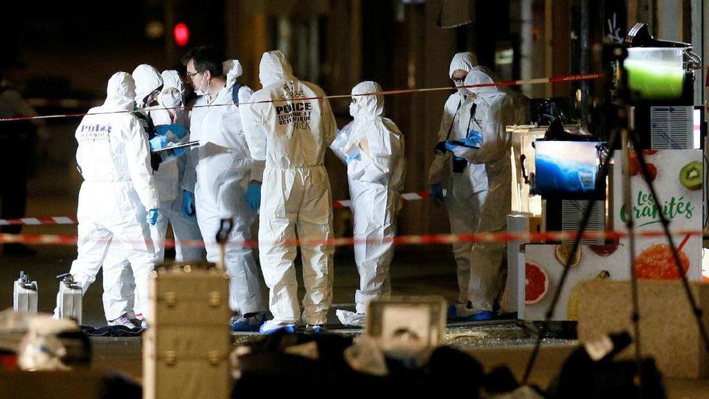 Ledakan Bom di Lyon Lukai 13 Orang, Polisi Buru Satu Tersangka