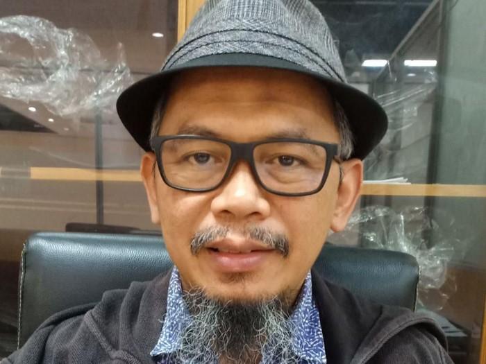 Acep Iwan Saidi, Pengajar Semiotika Desain, Media, dan Kebudayaan ITB. (Foto: dok. pribadi)