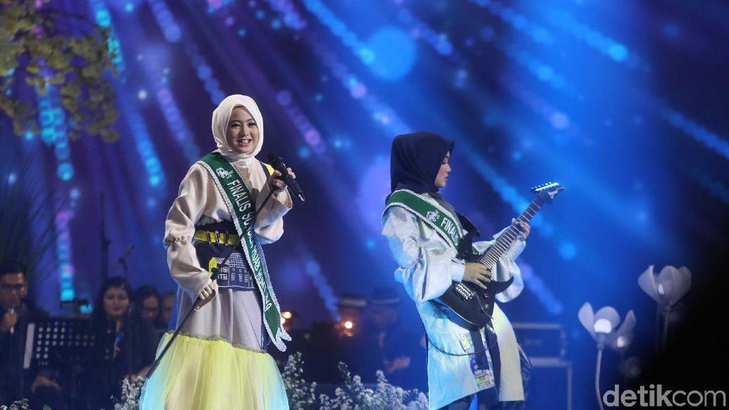 2 Finalis Sunsilk Hijab Hunt 2019 Memukau Juri dengan Lagu Bohemian Rhapsody