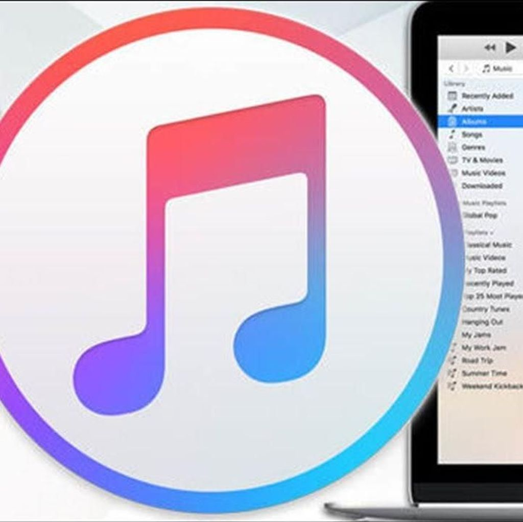 Apple Dituduh Jual Data Pengguna iTunes