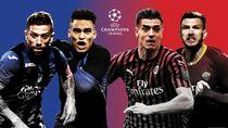 Atalanta, Inter, Milan, dan Roma di Lap Terakhir Menuju 4 Besar