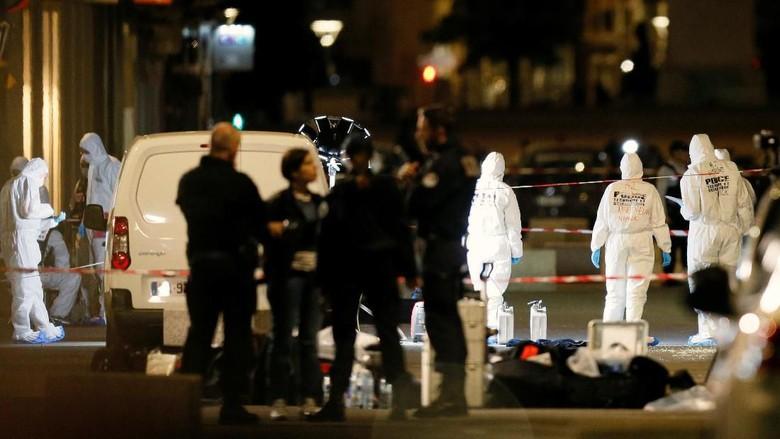 Polisi Prancis Tangkap Seorang Pria Muda Terkait Ledakan Bom di Lyon