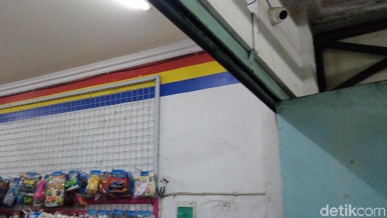 Polisi Cek Rekaman CCTV Toko Depan Mako Brimob Purwokerto
