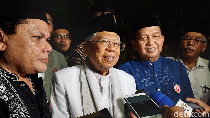 Posisi Maruf Amin di BUMN Disoal, KPU: Semua Paslon Memenuhi Syarat