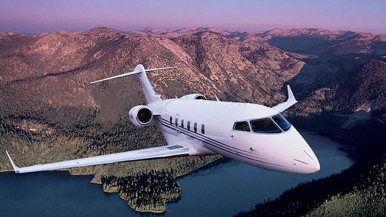 Jet pribadi Luxaviation UK (Luxaviation UK)