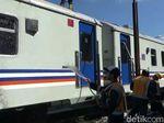 Arus Mudik, Depo Banyuwangi Intensifkan Rawat Gerbong dan Lokomotif