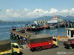 Jelang Arus Mudik Dirjen Hubdat Sidak Pelabuhan ASDP Ketapang