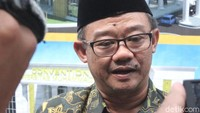 Nadiem Makarim Tetapkan Sekum Muhammadiyah Abdul Muti Jadi Profesor