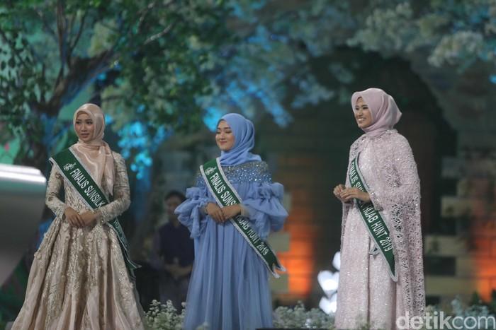 Grand Final Sunsilk Hijab Hunt 2019. Foto: Pradita Utama/Detikcom