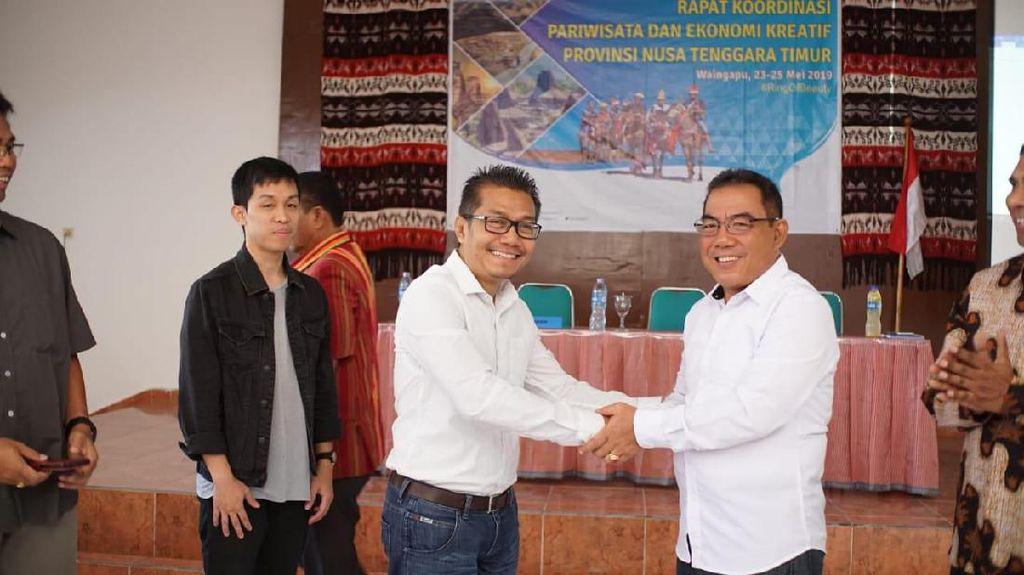 Kemendes Dorong Bangun Pariwisata NTT dari Ticketing Online GOERS