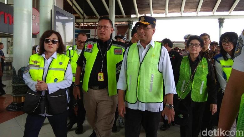Menhub Pastikan Infrastruktur Bandara Soetta Siap Layani Mudik