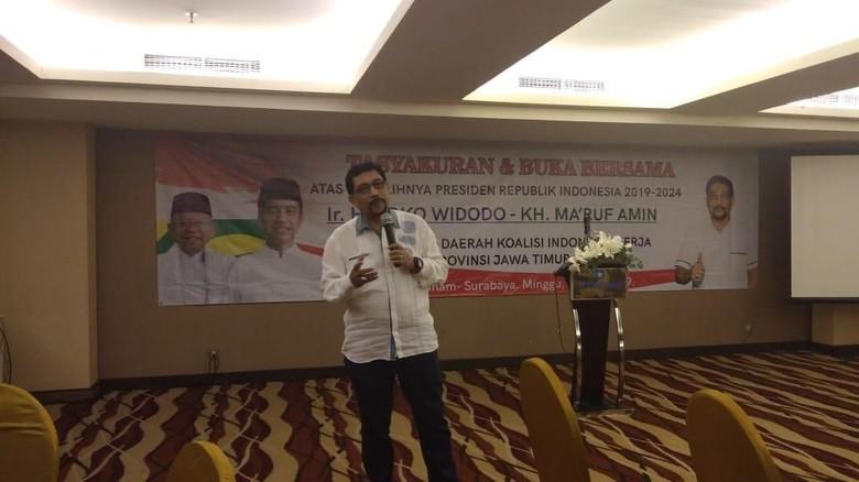 Tuntutan Prabowo-Sandi ke MK Dinilai TKD Jatim Tak Realistis