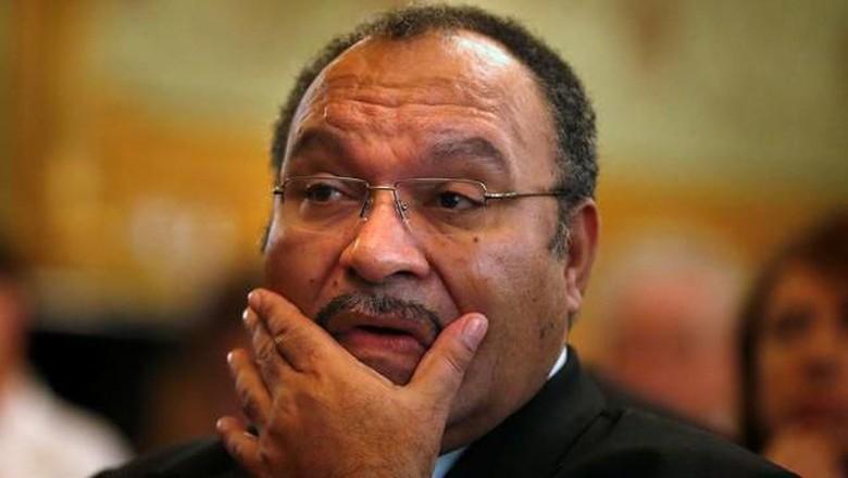 Perdana Menteri Papua Nugini Mundur Usai 7 Tahun Memimpin