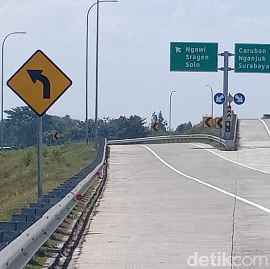 Puncak Arus Mudik di Tol Ngawi-Kertosono Diprediksi H-3 Hingga H-2
