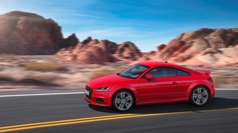 Audi TT. Foto: Audi