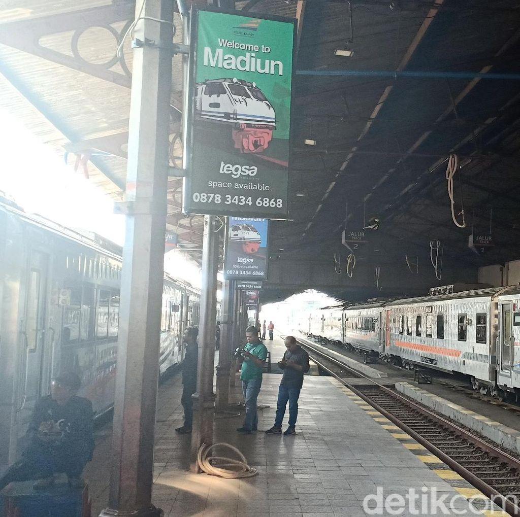 1.841 Personel Amankan Angkutan Lebaran di Wilayah Daop 7 Madiun