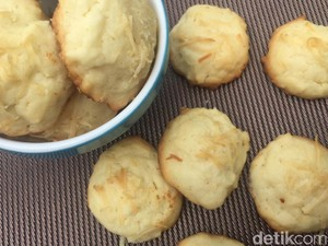 Resep Kue : Cream Cheese Cookies