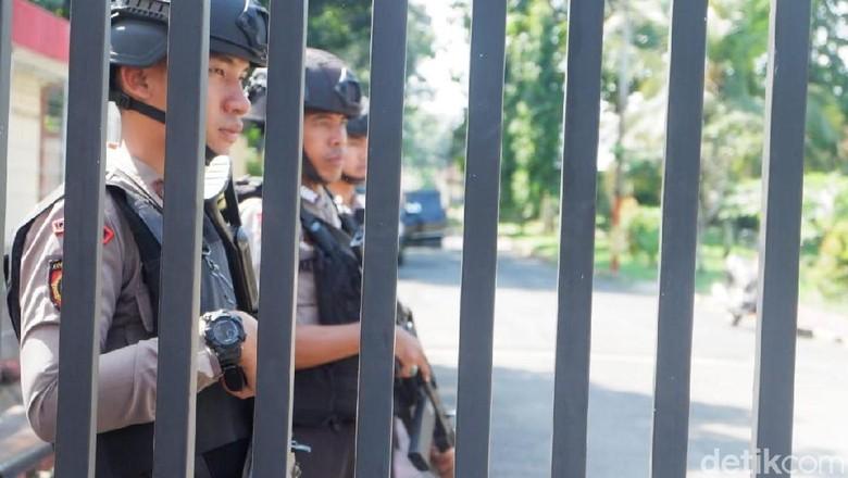 Sudah 3 Pekan, Penyerang Mako Brimob Purwokerto Belum Terungkap