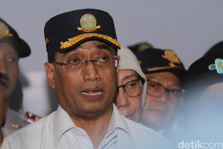 Menhub Perkirakan 150 Ribu Kendaraan akan Lewati Jalur Tol Trans Jawa