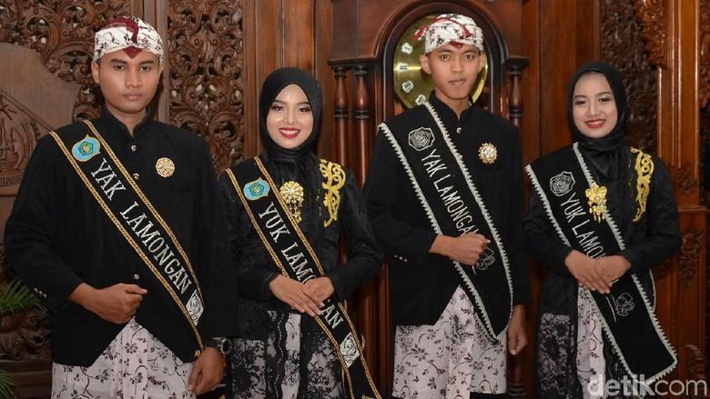Pakaian Adat Lamongan Resmi Dikenalkan di Hari Jadi ke-450