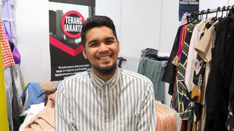 Mario Irwinsyah Foto: Dyah Paramita Saraswati