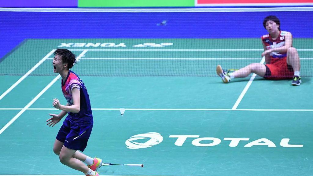 Piala Sudirman 2019: Yamaguchi dan Momota Kalah Bukan karena Tertekan