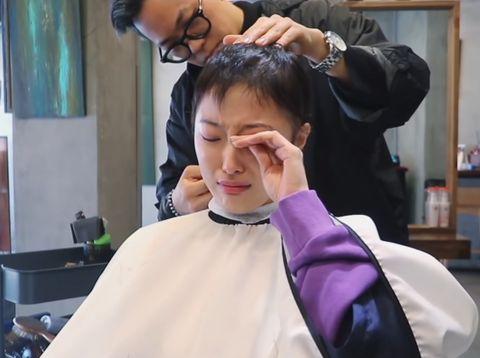 Momen Haru Beuaty Vlogger Korea Gunduli Rambutnya Karena Kanker