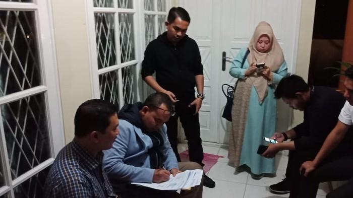Foto: Mustofa Nahra ditangkap (Dok. Istimewa)