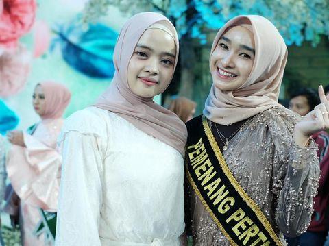 Alumni Sunsilk Hijab Hunt Takjub Melihat Bakat 10 Finalis di Panggung