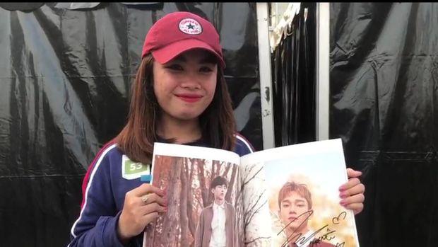 Rasanya Fansign dan Berhadapan Langsung dengan Member EXO: Speechless