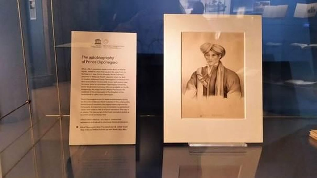 Manuskrip Panji hingga Otobiografi Diponegoro Menyapa Publik Belanda