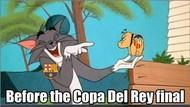 Meme Kocak Barcelona yang Gagal Juara Copa del Rey