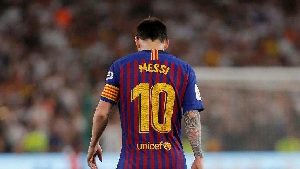 Barcelona Sulit Juara Liga Champions, Van Gaal Salahkan Messi