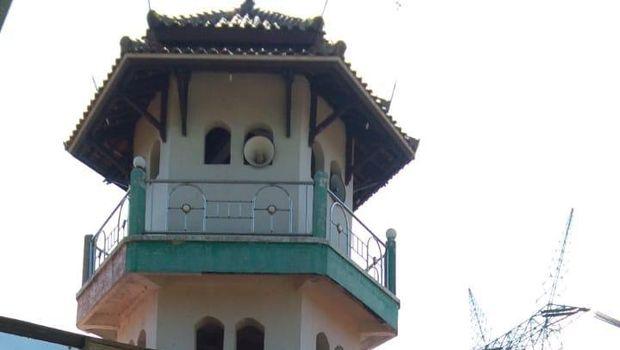 Masjid Pangeran Purbaya,Tegal.