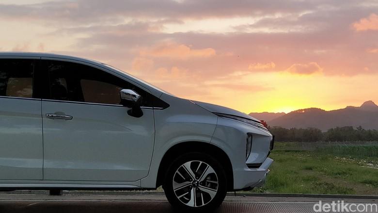 Mitsubishi Xpander. Foto: Luthfi Anshori