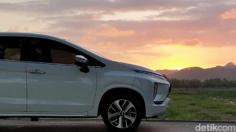 Mitsubishi Xpander Foto: Luthfi Anshori