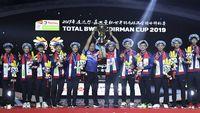 Piala Sudirman 2019: China Tak Menyangka Menang 3-0 atas Jepang