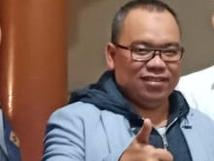 Mustofa Nahra ditangkap (Dok. Istimewa)