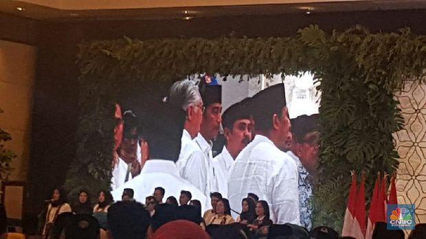 Jokowi Sebut Ketua Umum HIPMI Cocok Jadi Menterinya