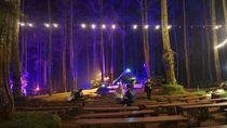 Ngabuburit di Bandung, ke Orchid Forest Saja