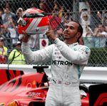 Lewis Hamilton Catatkan Kemenangan Ketiga di GP Monako