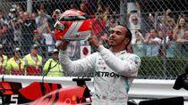 Lewis Hamilton Ogah Nyalakan Mesin Supercar-nya Lagi, Kenapa?