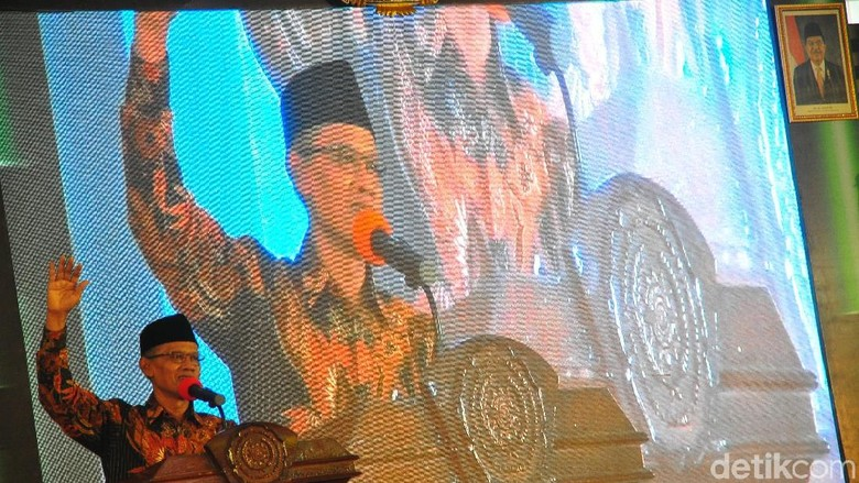 Ketum Muhammadiyah: Pelaku Kekerasan di Demo 22 Mei Harus Diusut Tuntas